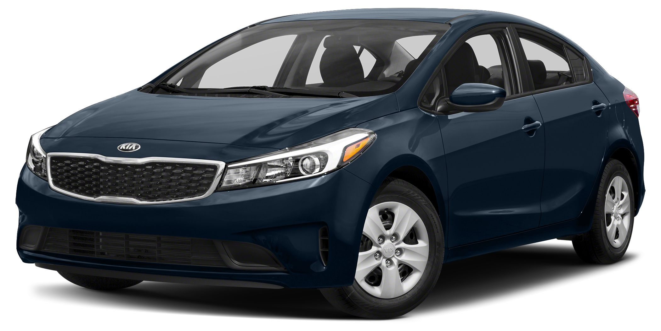 2017 Kia Forte LX Miles 22Color Deep Sea Blue Stock K16825 VIN 3KPFK4A71HE097641