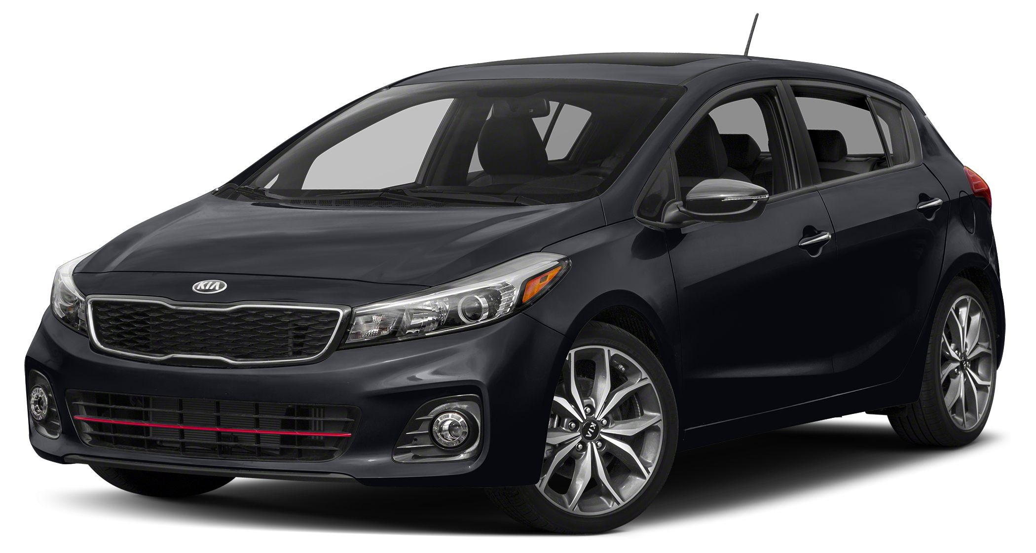 2017 Kia Forte LX The 2017 Kia Forte5 is the ultimate combination of edginess and utility -- givin