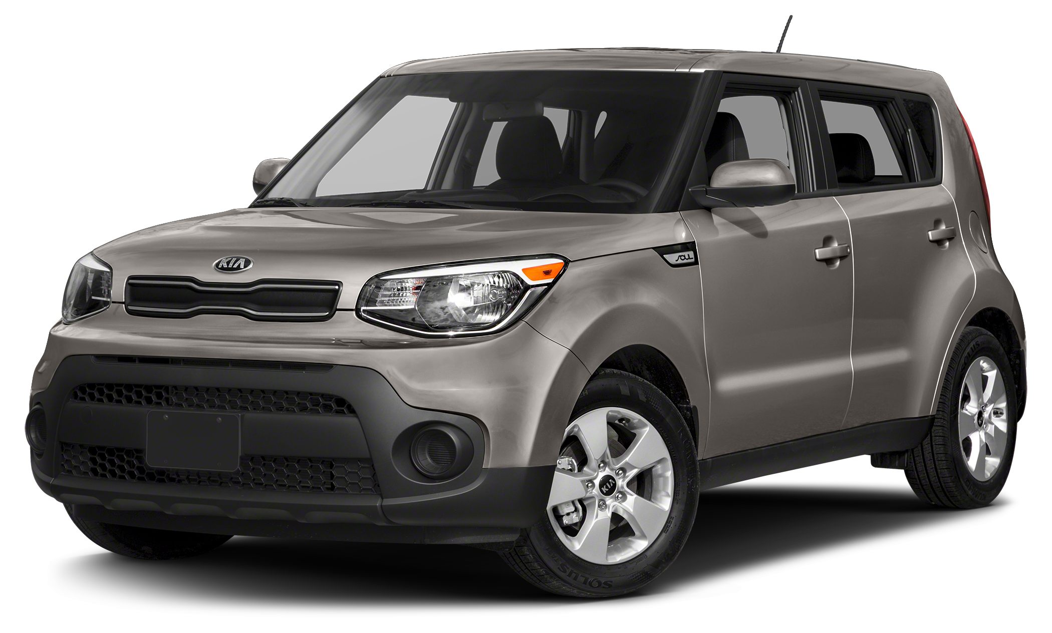 2018 Kia Soul Base Miles 8Color Titanium Gray Stock SB17228 VIN KNDJN2A2XJ7536013