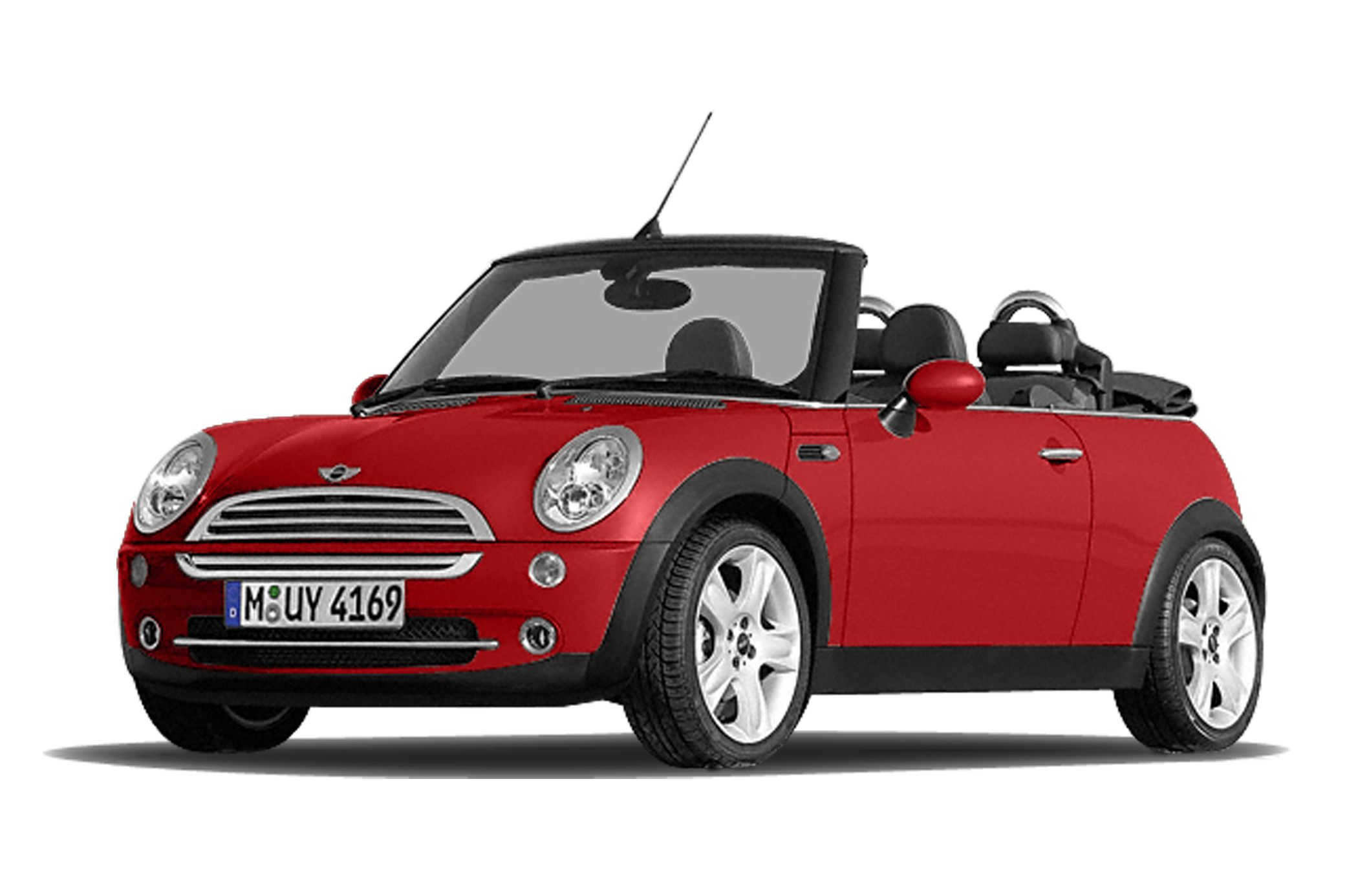 2007 MINI Cooper Base dreaming about for a great deal on a fabulous Convertible Vehicle Well weve