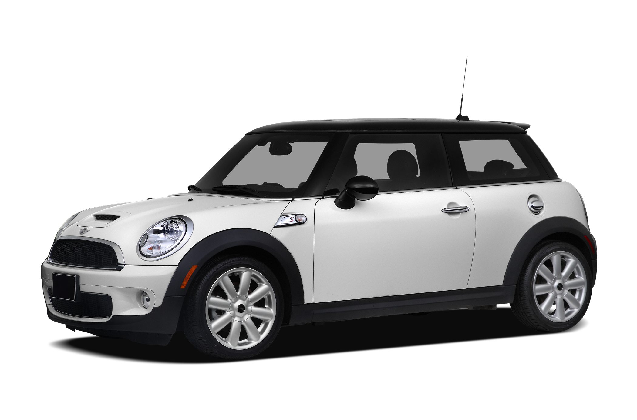 2007 MINI Cooper S Look at this 2007 MINI Cooper Hardtop S It has a transmission and a Gas 4-Cyl