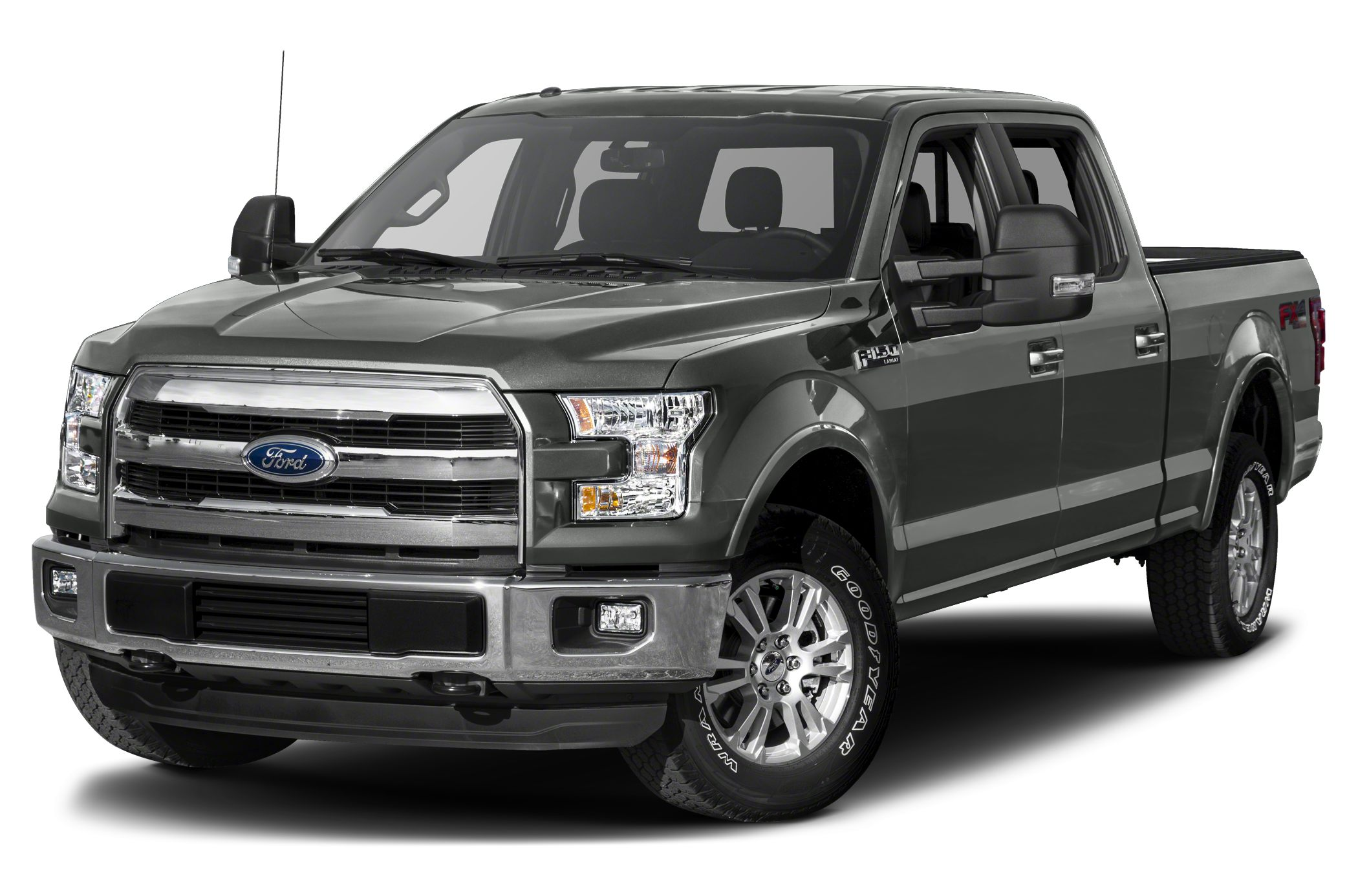 2016 Ford F-150 Lariat Youve never felt safer than when you cruise with anti-lock brakes tractio