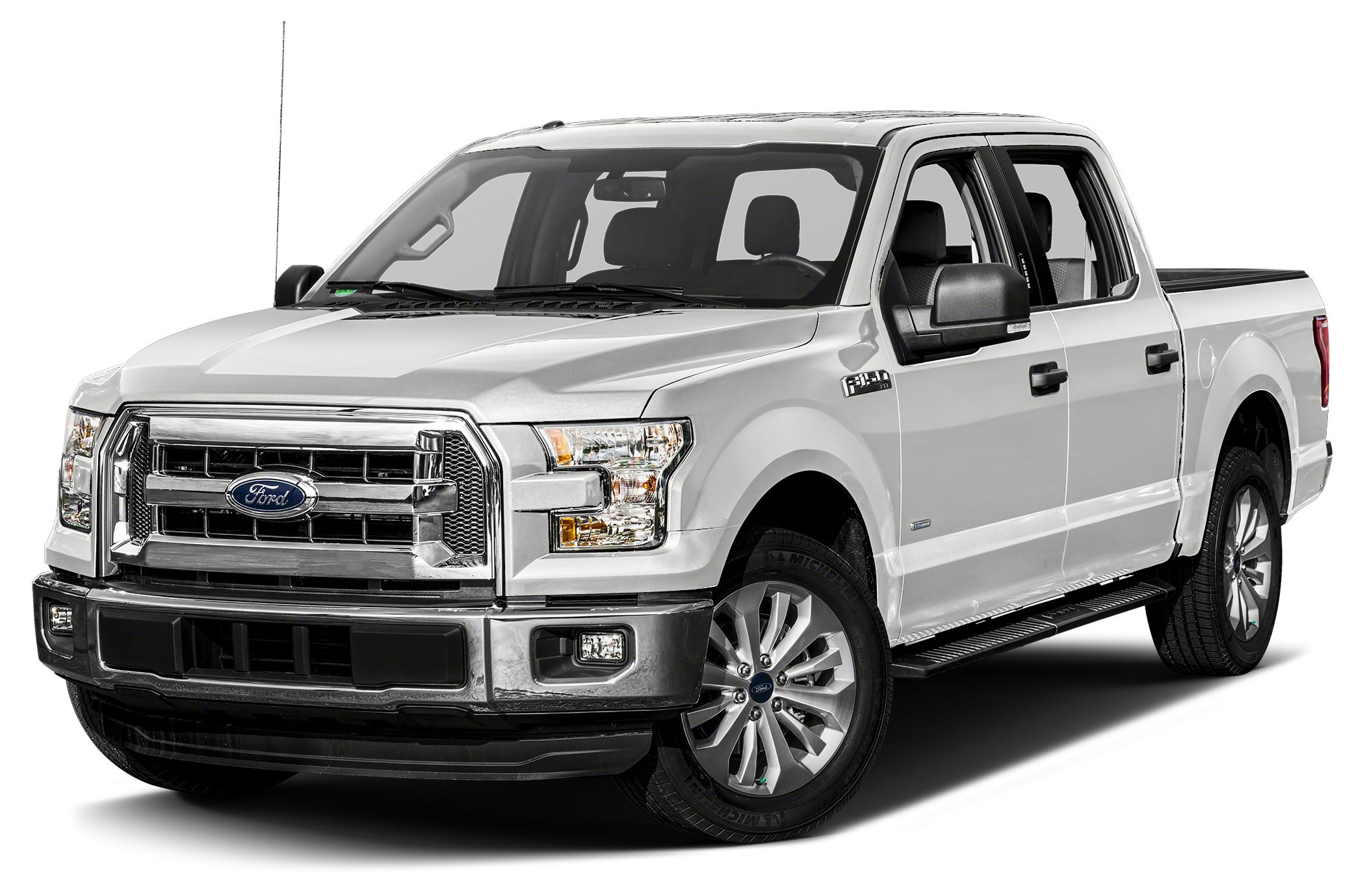 2017 Ford F-150 XLT 8153 off MSRP 2619 HighwayCity MPG Oxford White 2017 Ford F-150 4D SuperC