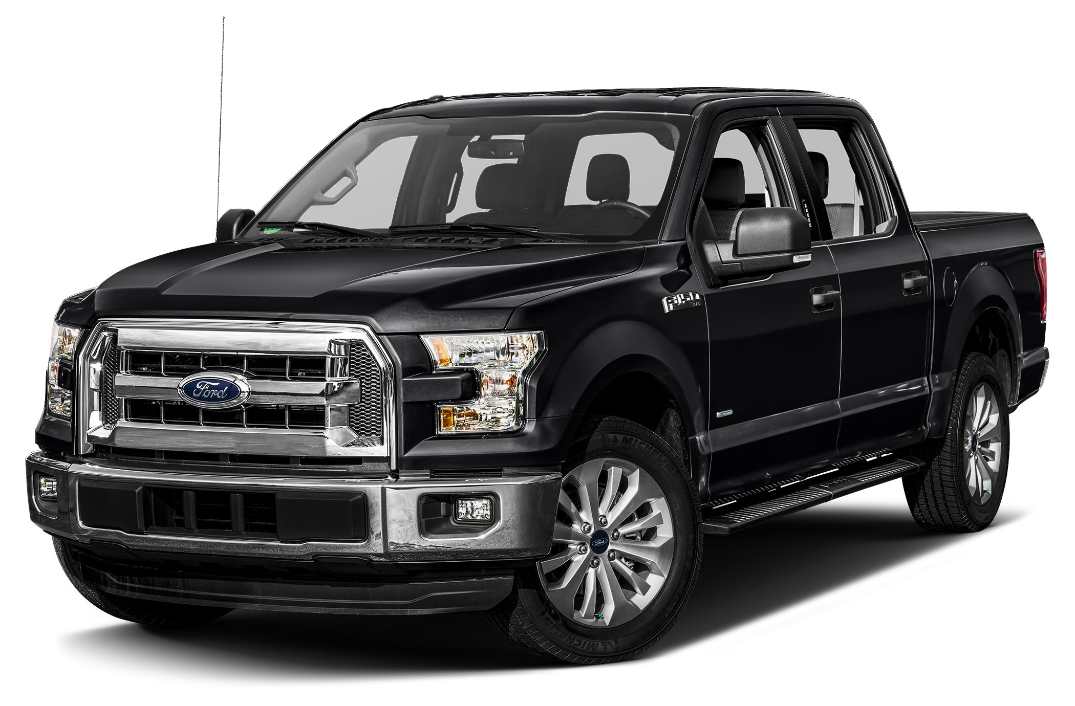 2017 Ford F-150 XLT 2017 Ford F-150 XLT 27L V6 EcoBoost ABS brakes Compass Electronic Stabilit