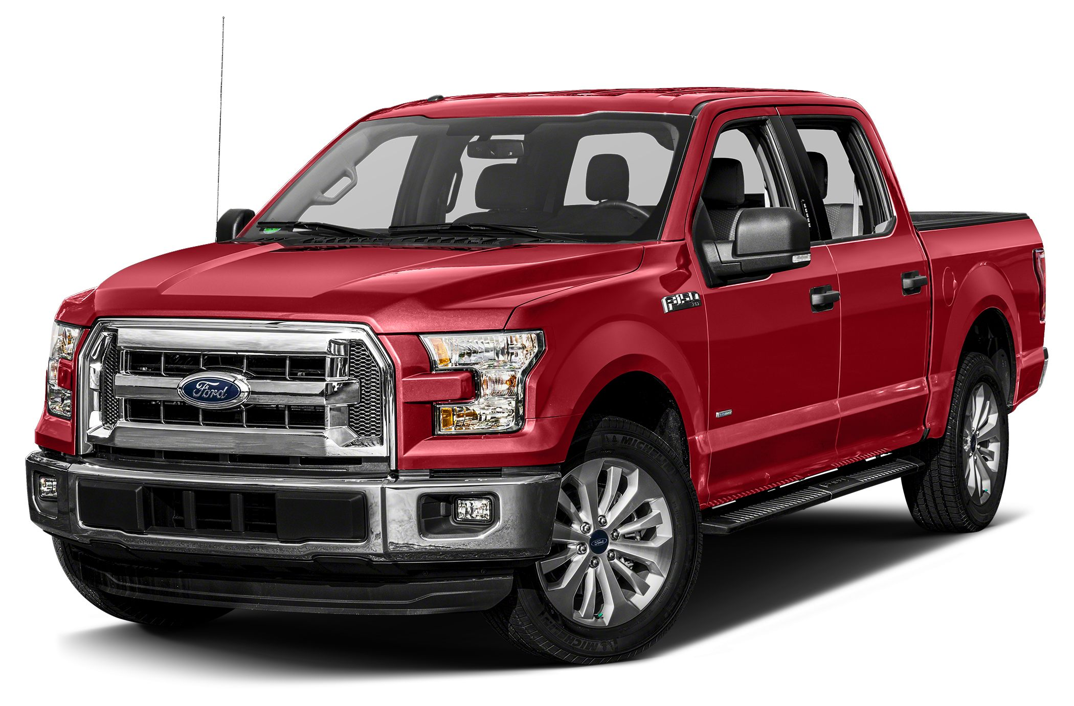 2016 Ford F-150 XLT Youve never felt safer than when you cruise with anti-lock brakes traction c