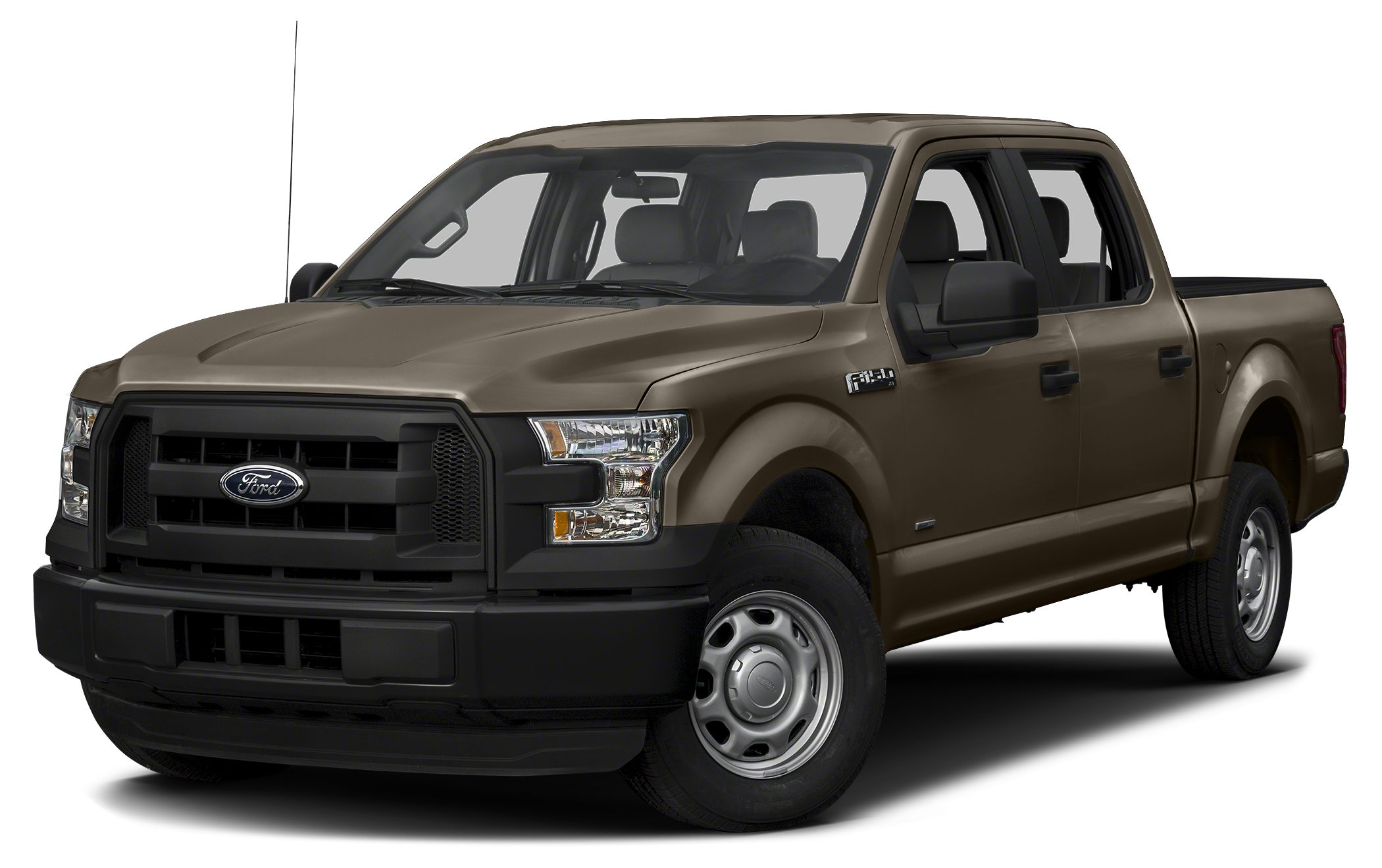 2015 Ford F-150 XL Miles 0Color Magnetic Metallic Stock N4156 VIN 1FTEW1EF4FFA65558
