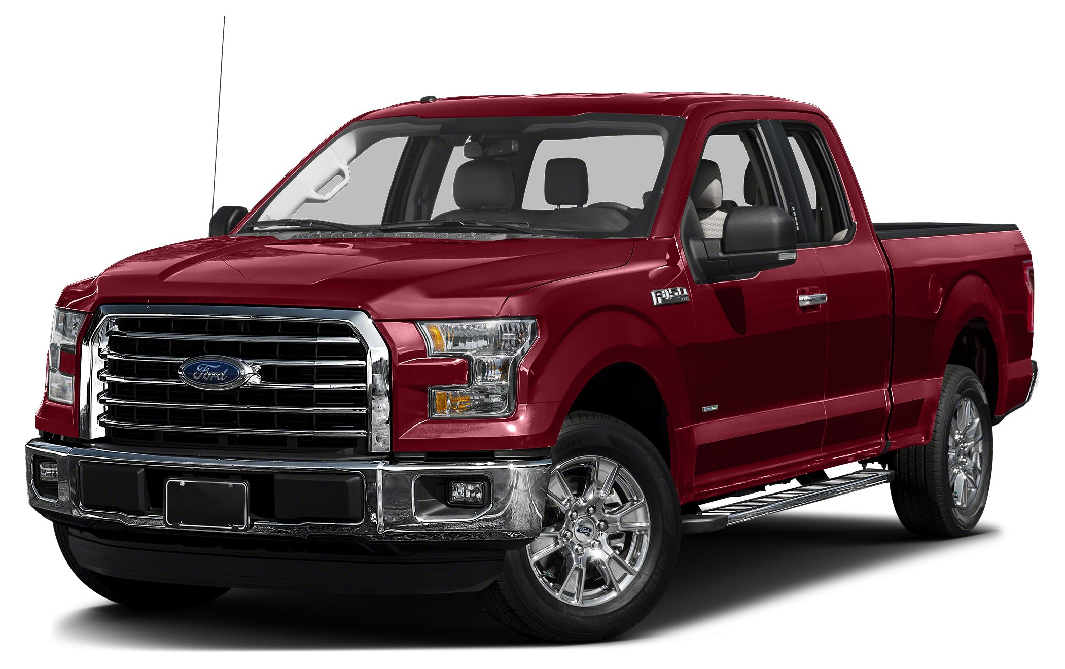 2015 Ford F-150 XLT Ford F-150 capability is legendary in the world of hardworking pickups But th
