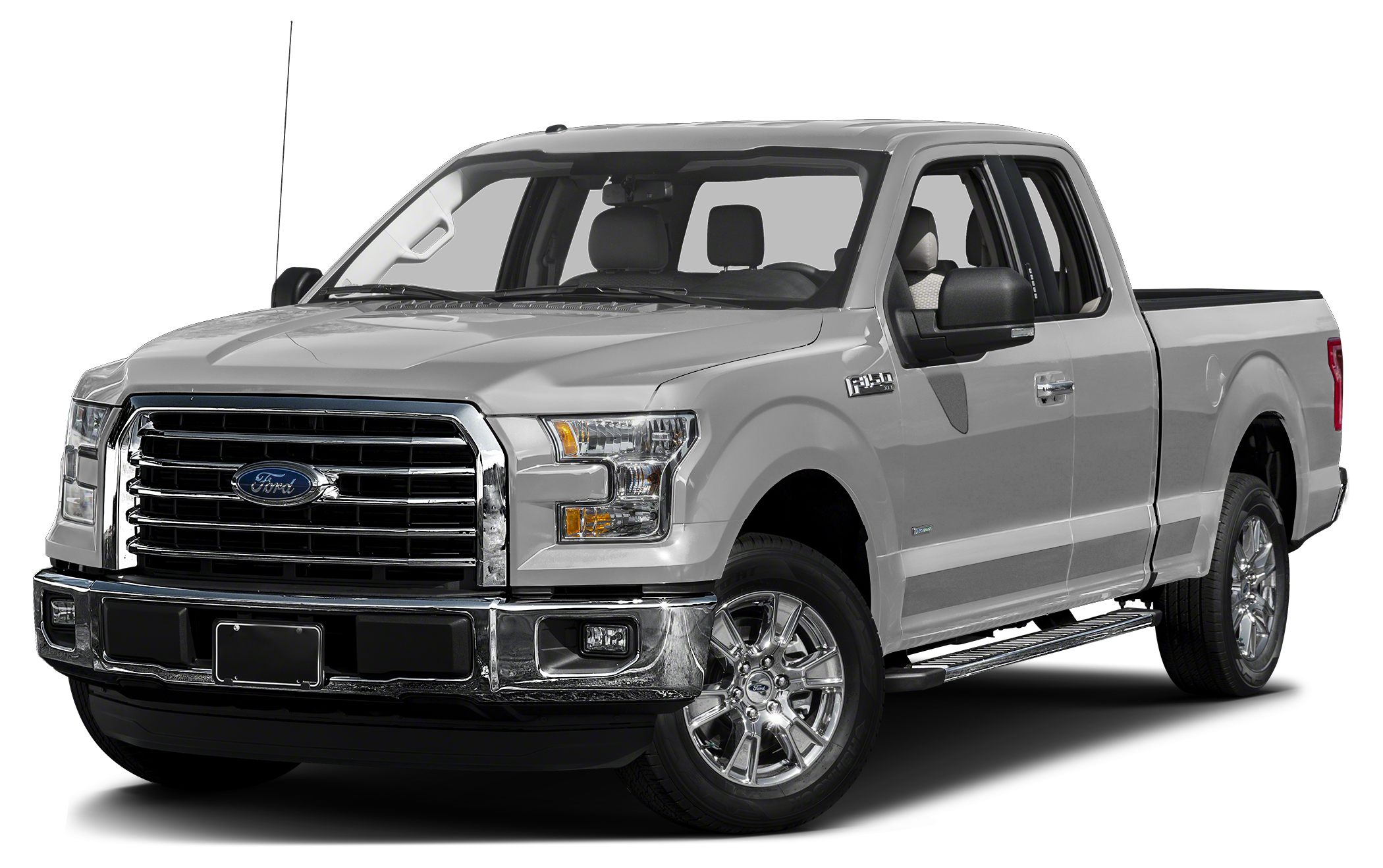 2016 Ford F-150 XLT Never worry on the road again with anti-lock brakes traction control and sid