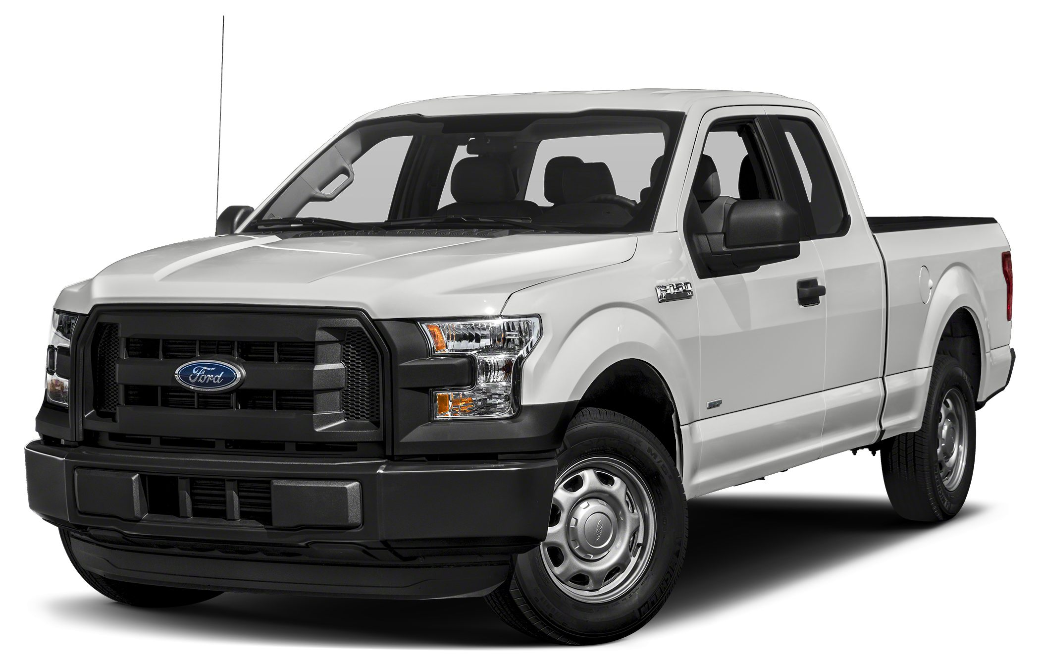 2015 Ford F-150 XL Ford F-150 capability is legendary in the world of hardworking pickups But thi