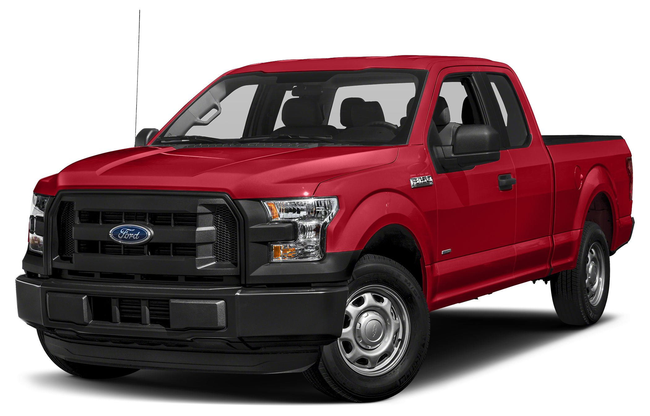 2016 Ford F-150  Miles 3Color Race Red Stock Q1273 VIN 1FTEX1CP8GFD10419