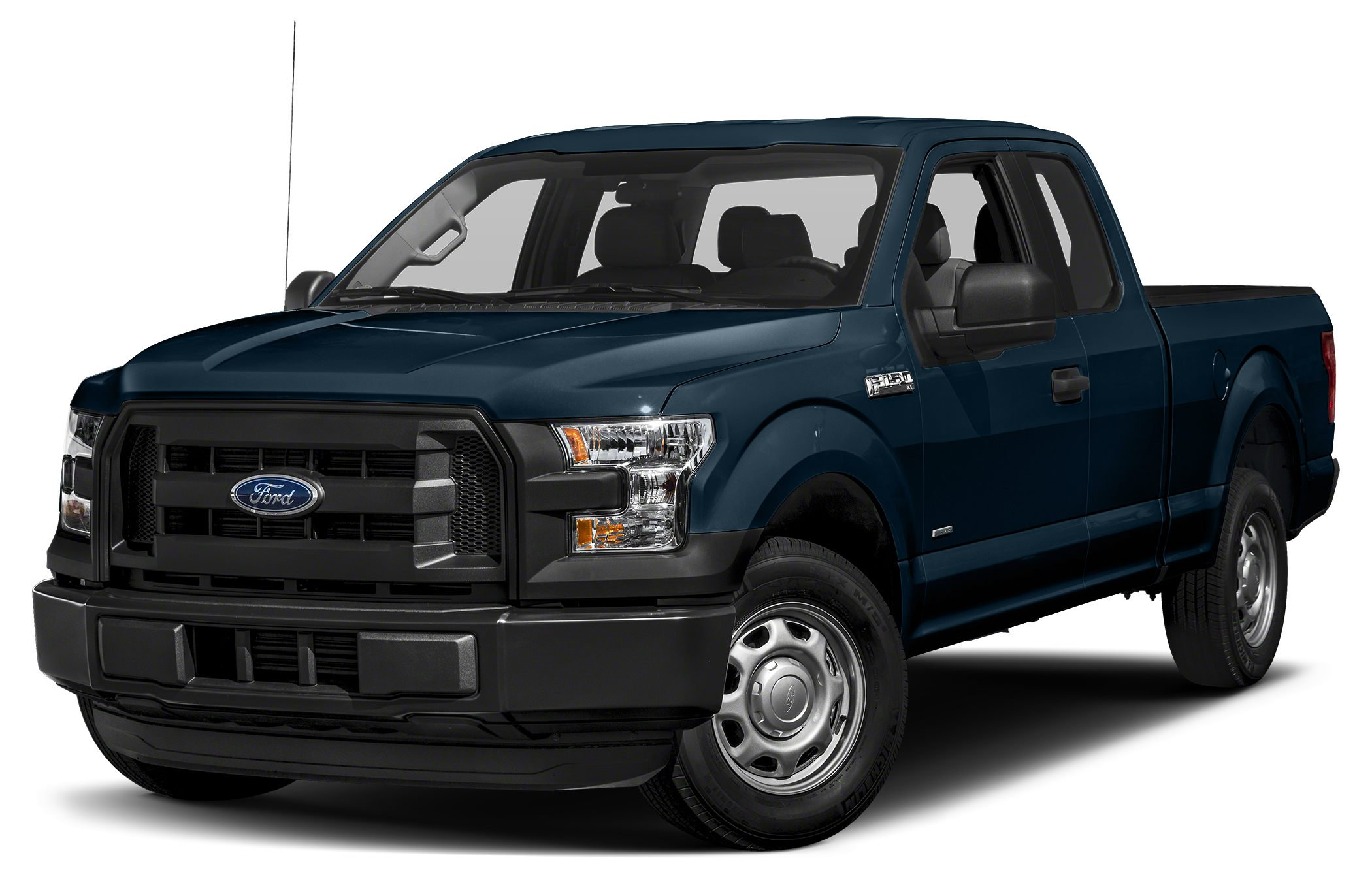 2016 Ford F-150 XL Road trips can be fun again with the anti-lock brakes traction control and si