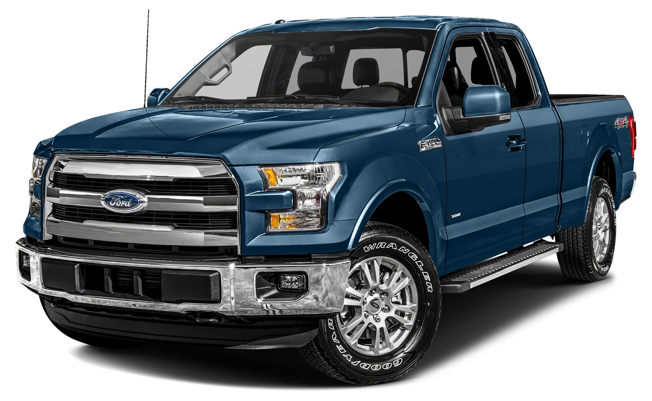 2015 Ford F-150 Lariat Ford F-150 capability is legendary in the world of hardworking pickups But
