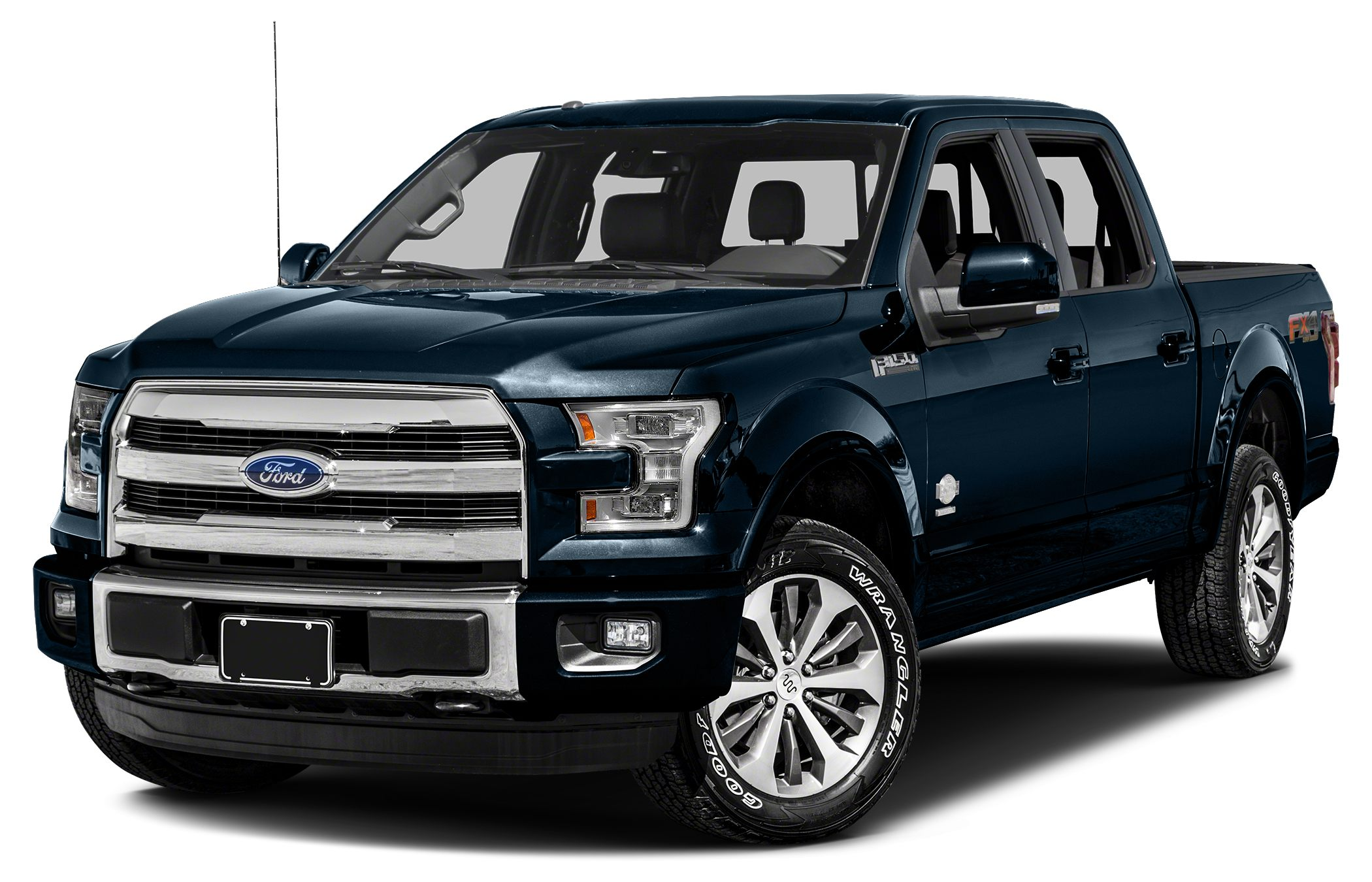 2015 Ford F-150 King Ranch Miles 81Color Blue Jeans Metallic Stock 14333F VIN 1FTEW1EG0FFA042