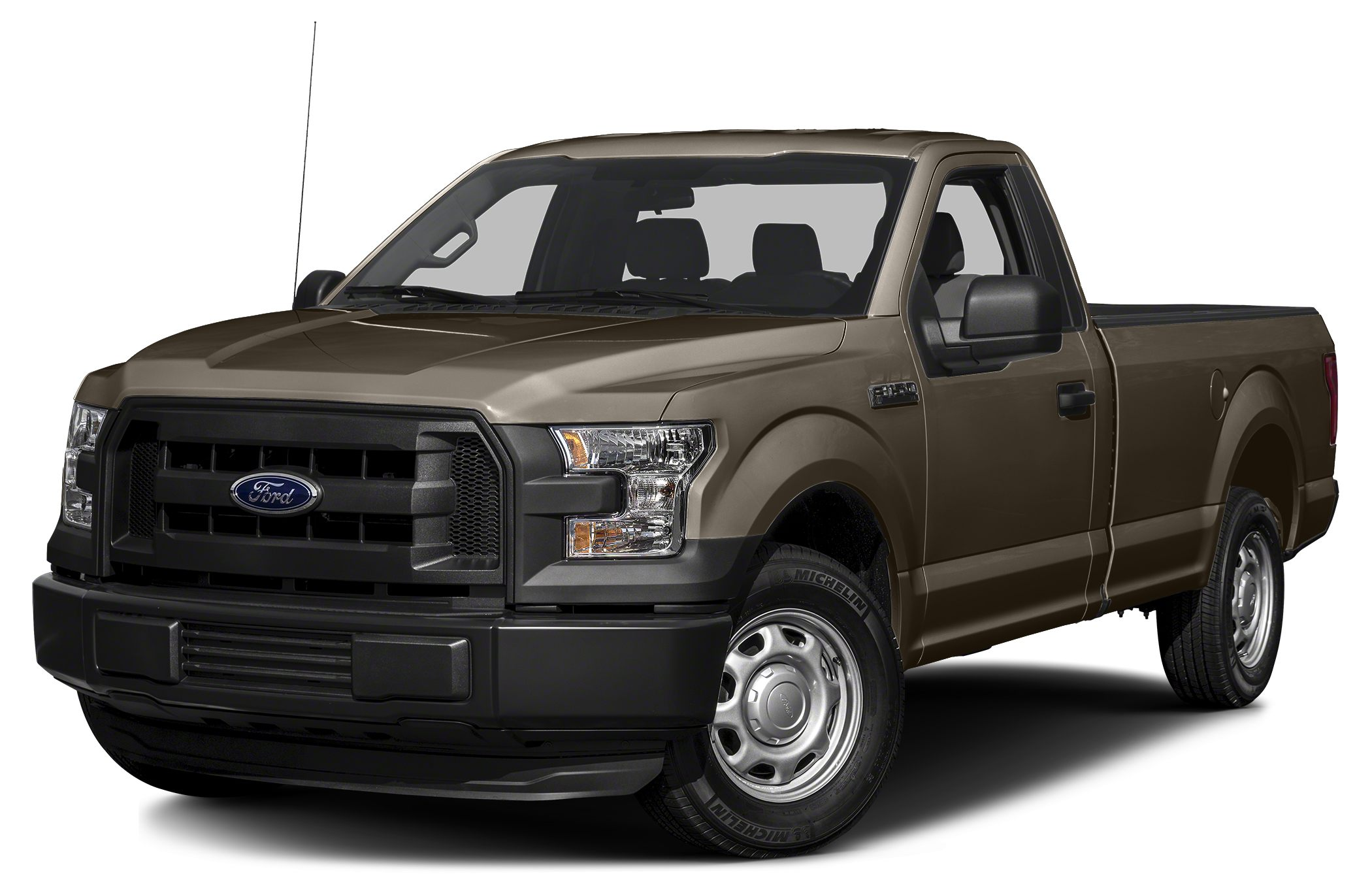 2017 Ford F-150 XL Miles 8Color Caribou Metallic Stock 171244 VIN 1FTMF1C89HFB62774