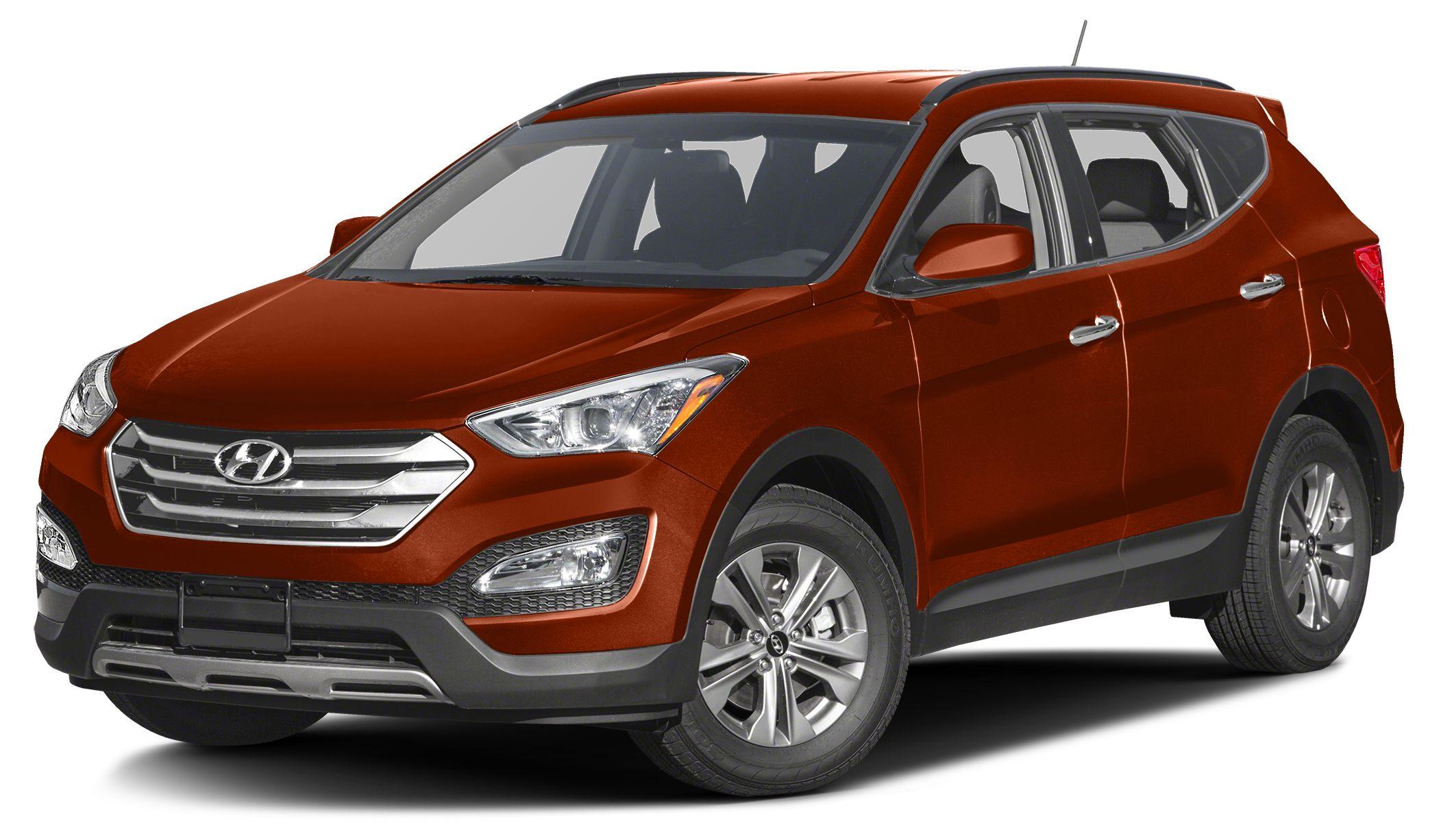 2016 Hyundai Santa Fe Sport 24 New Arrival This Santa Fe Sport Includes Satellite Radio AWD