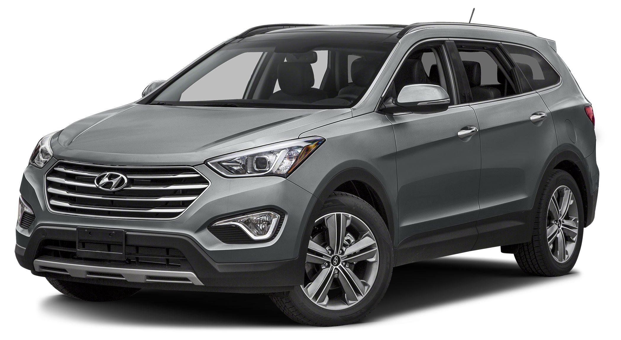 2016 Hyundai Santa Fe Limited HYUNDAI CERTIFIED -ULTIMATE PKG -NAVIGATION-PANOROOF Just 8k miles -