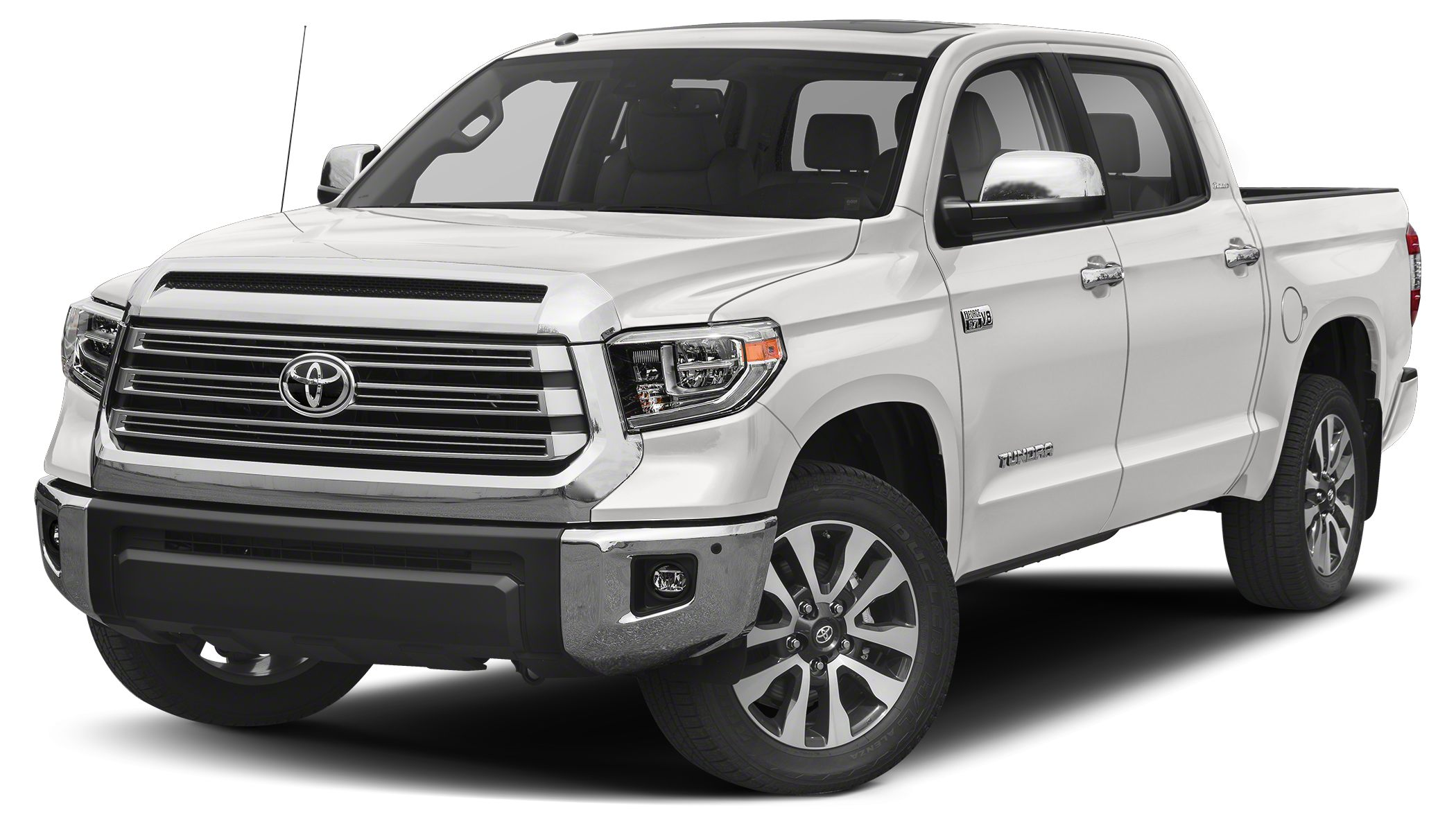 2018 Toyota Tundra Limited Super White Limited 4WD Ash All prices plus tax title license  doc