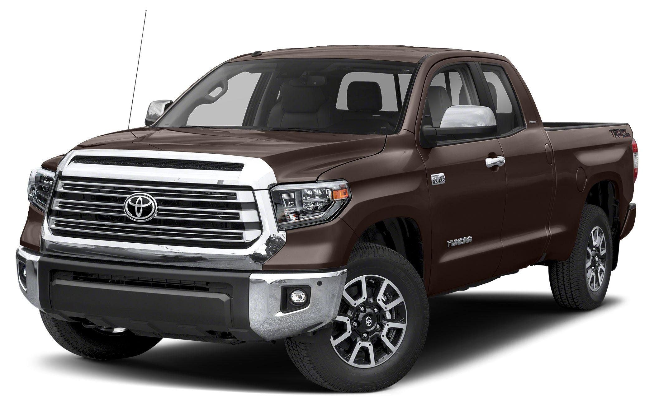 2018 Toyota Tundra Limited Heated Leather Seats NAV Satellite Radio iPodMP3 Input Back-Up Cam