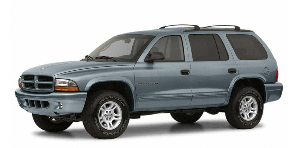 2002 Dodge Durango SLT Plus Snag a steal on this 2002 Dodge Durango SLT Plus before someone else t