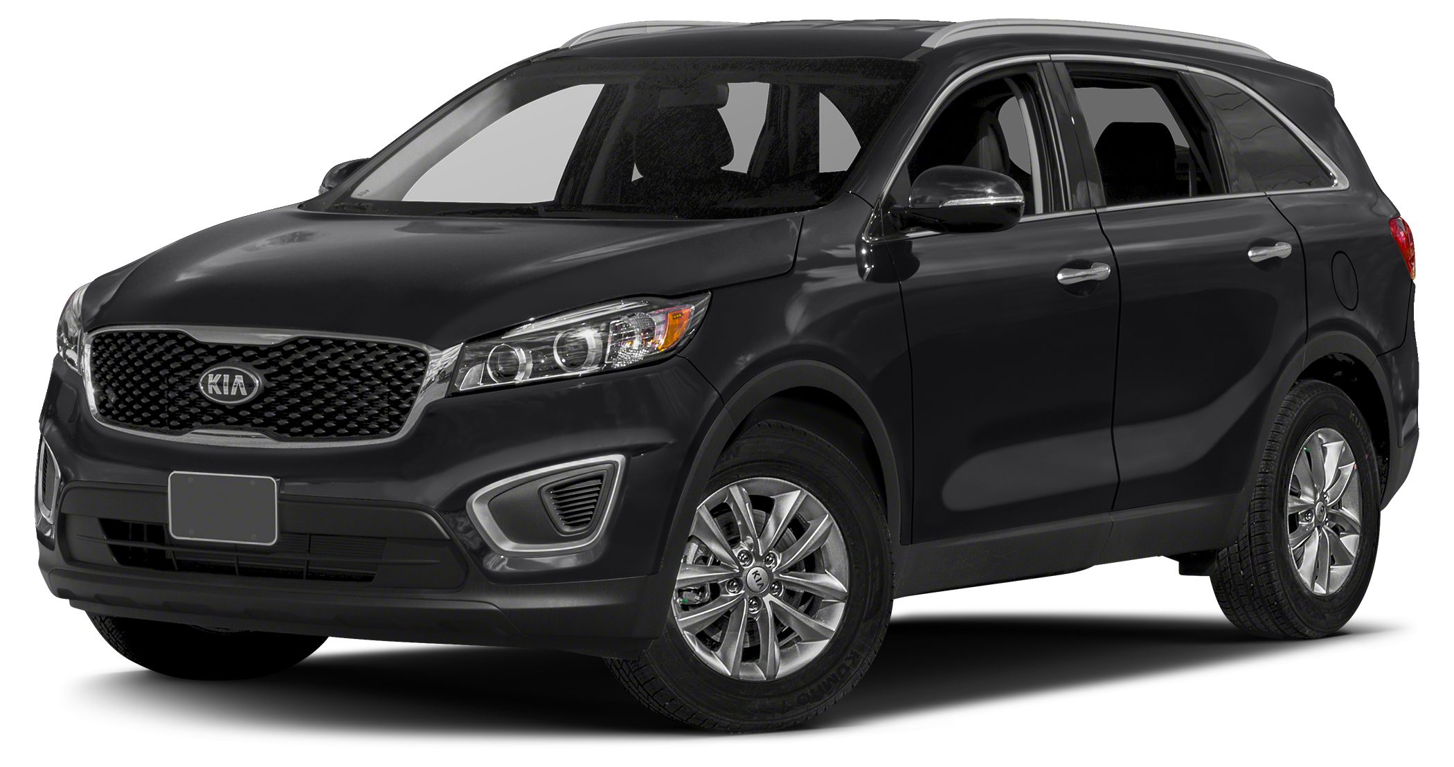 2016 Kia Sorento  Miles 35542Color Ebony Black Stock UC2138 VIN 5XYPG4A38GG020432