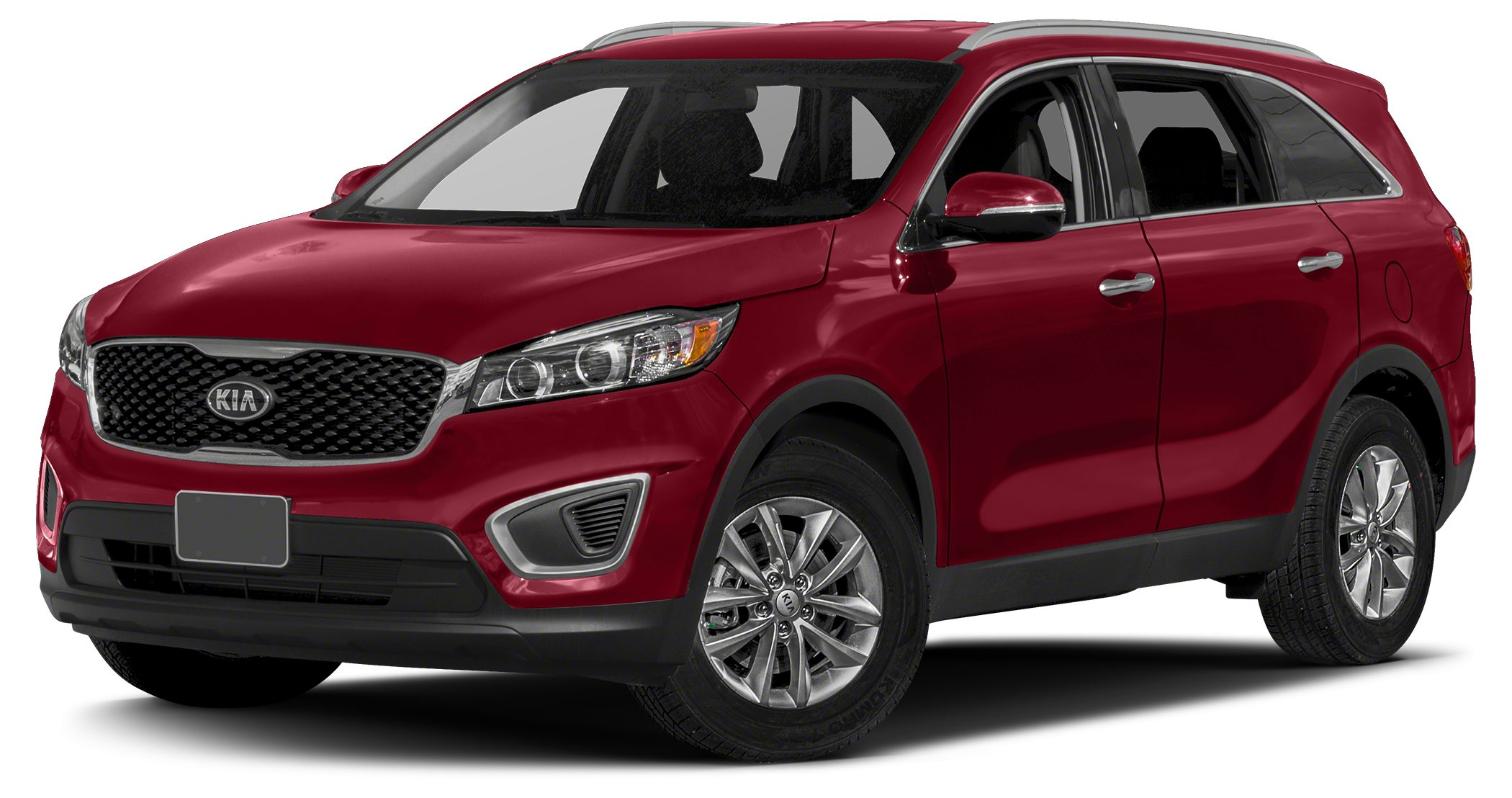 2018 Kia Sorento 24 LX Miles 3Color Remington Red Stock K8472 VIN 5XYPGDA39JG367890