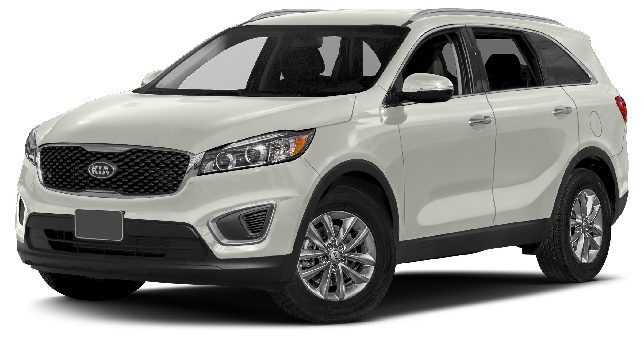 2017 Kia Sorento 33 LX LOW INTEREST FINANCING AVAILABLE AWD 33L DOHC AWD Clean CARFAX 4D Spor