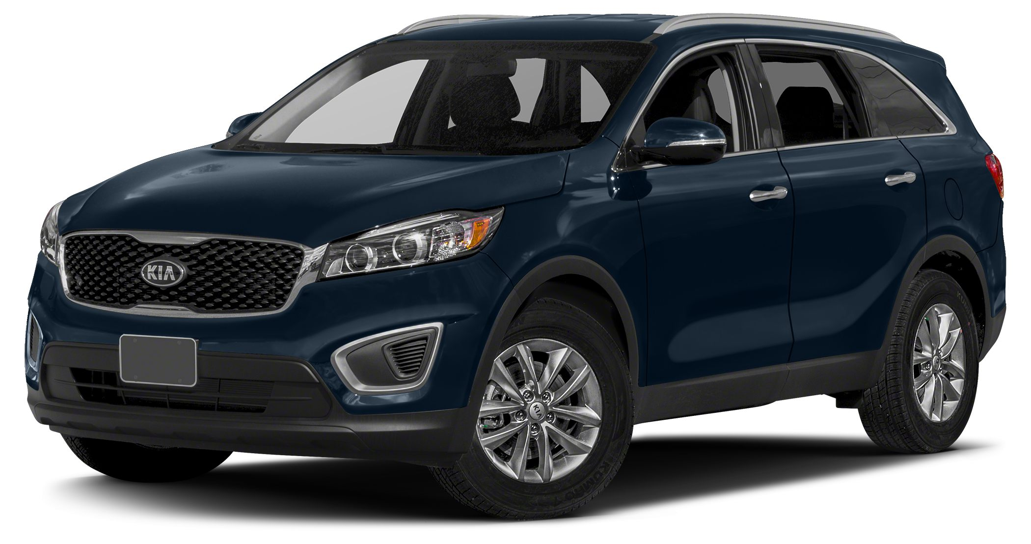 2018 Kia Sorento 24 LX The 2018 Sorento is the most refined yet Designed with smooth sinuous li