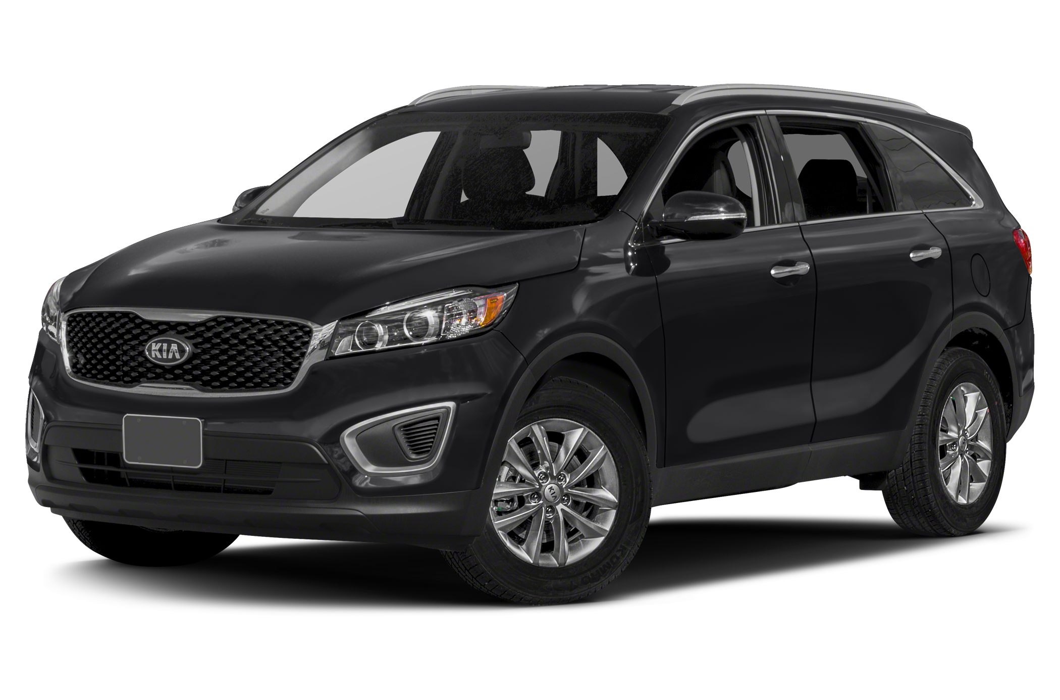 2016 Kia Sorento 24 LX New Price Clean CARFAX Platinum Graphite 2016 Kia Sorento LX AWD 6-Speed