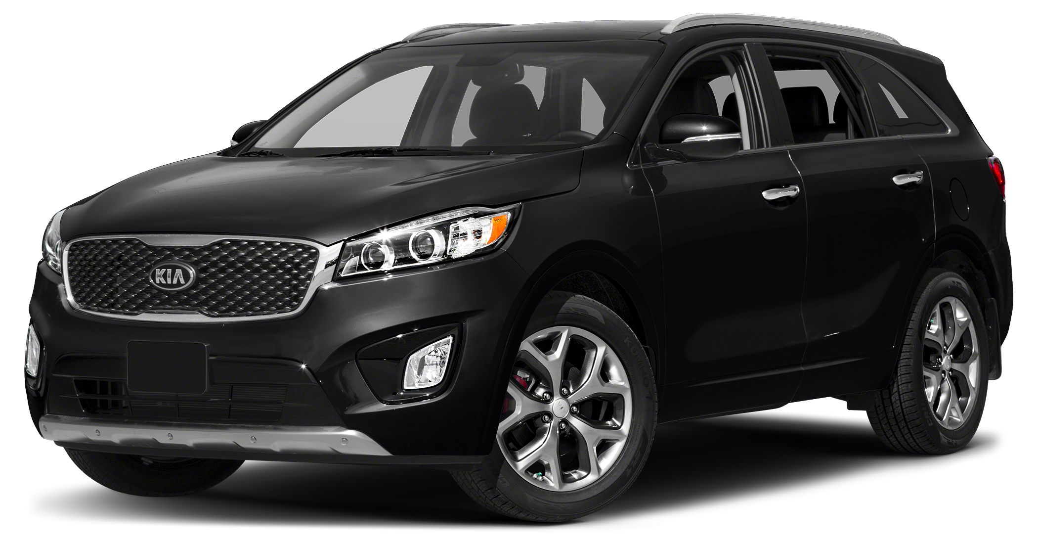 2016 Kia Sorento  AWD Dual Power Moon Roofs Navigation Power Windows and Locks Dual Power Heate