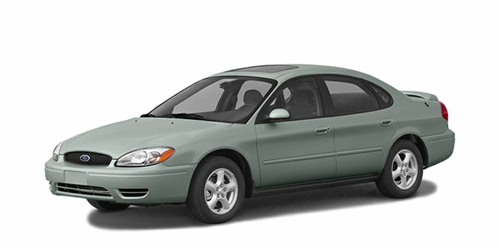 2007 Ford Taurus SE Green Machine Wont last long Tired of the same tedious drive Well change u