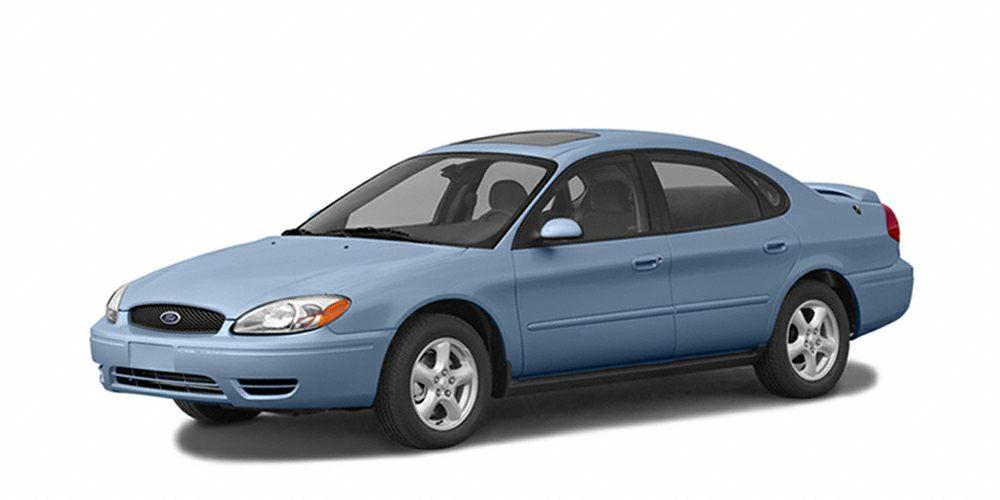 2007 Ford Taurus SE Miles 91402Color Blue Stock 17347A VIN 1FAFP53U77A194652