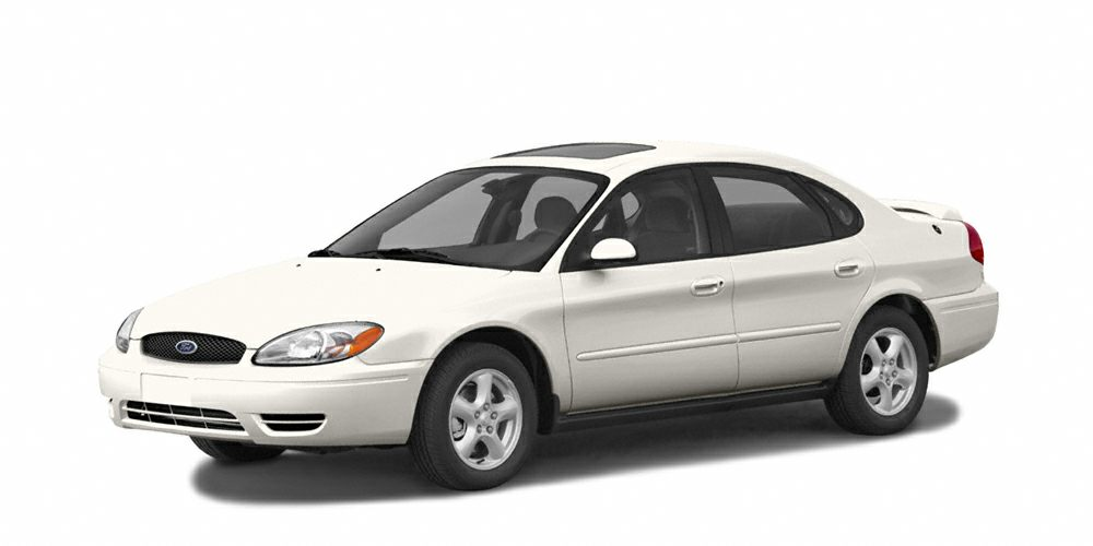 2007 Ford Taurus SE Look at this 2007 Ford Taurus SE Its Automatic transmission and Gas V6 30L1