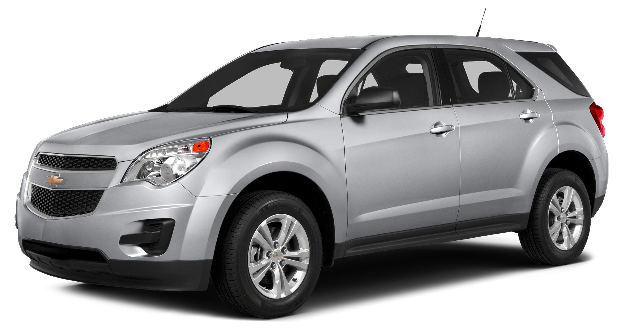 2013 Chevrolet Equinox LS 1 OWNER  CLEAN CARFAX REPORT  Runs mint Less tha