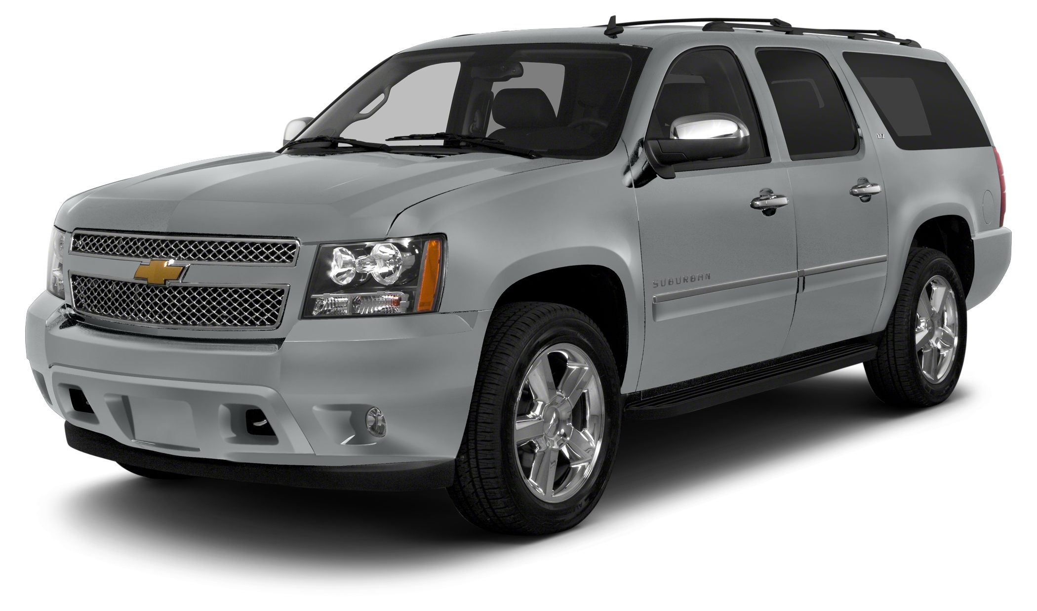 2013 Chevrolet Suburban 1500 LTZ Miles 39300Color Silver Stock 78953A VIN 1GNSCKE07DR112212