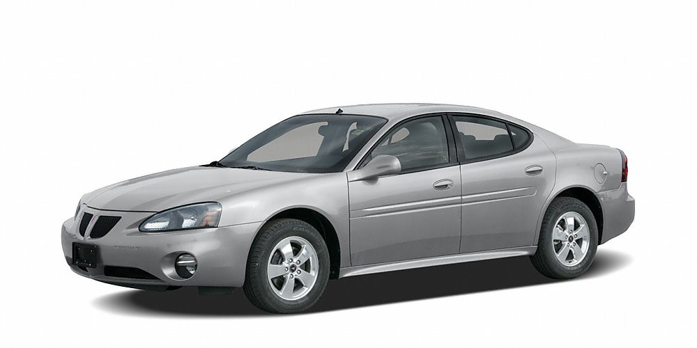 2005 Pontiac Grand Prix Base It has a 38 liter 6 Cylinder engine The exterior is silver Drive c