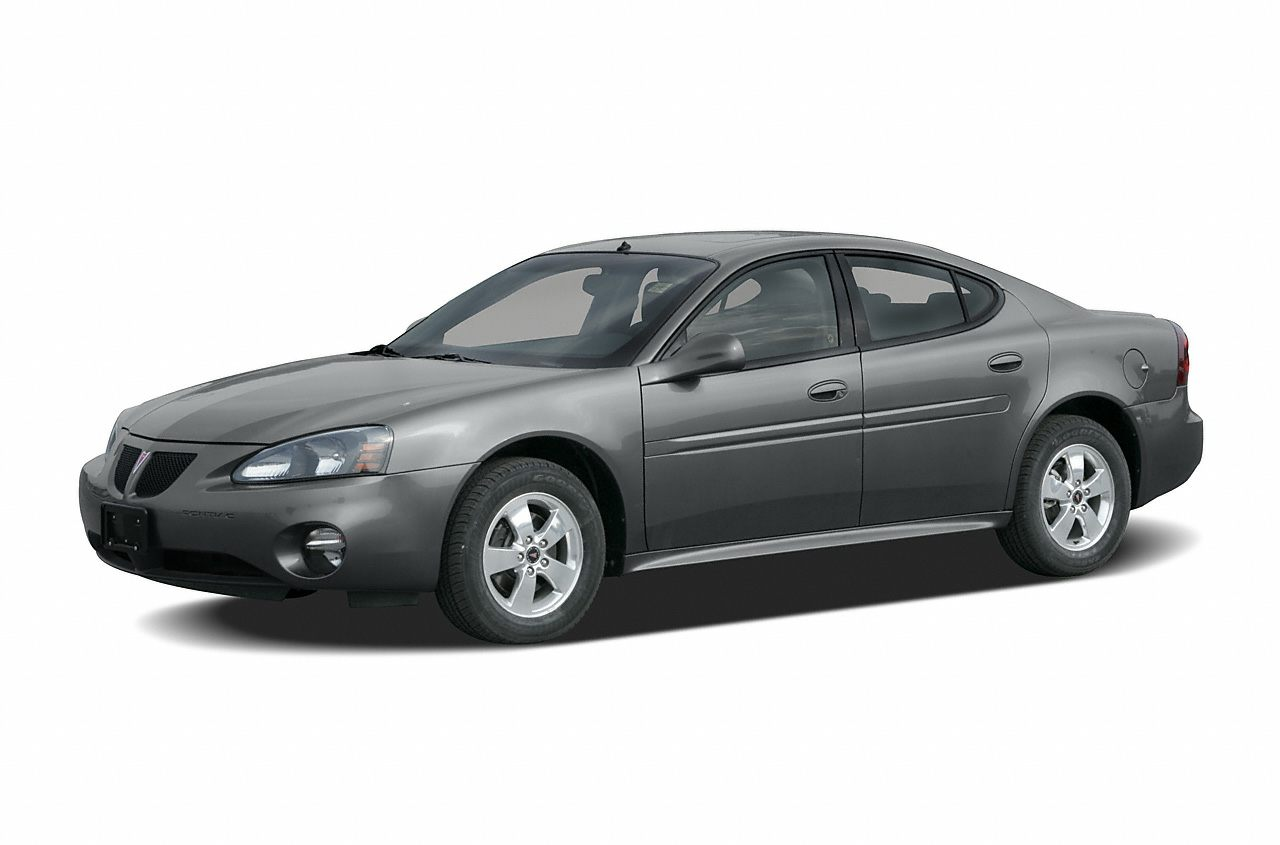 2005 Pontiac Grand Prix Base THIS VEHICLE COMES WITH OUR BEST PRICE GUARANTEE Miles 108175Stoc