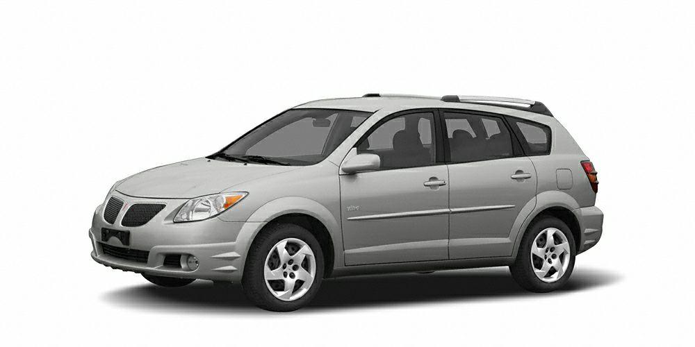 2005 Pontiac Vibe Base Miles 97850Color Silver Stock 5Z461180 VIN 5Y2SL63885Z461180