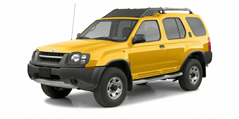 2003 Nissan Xterra SE 33L V6 SMPI SOHC In a class by itself Perfect Color C