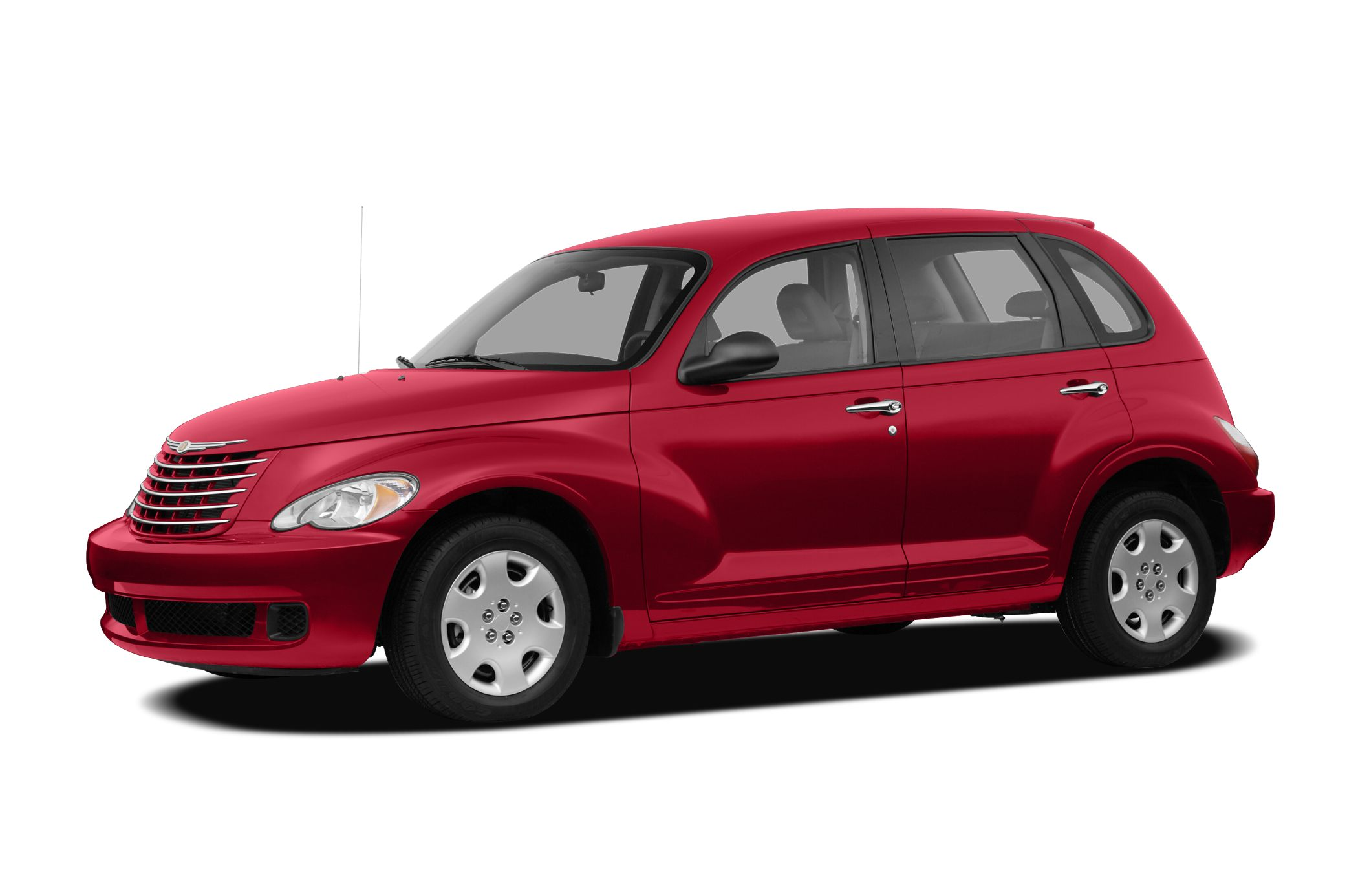 2006 Chrysler PT Cruiser Limited Miles 108238Color Red Stock K16983A VIN 3A8FY68886T200855