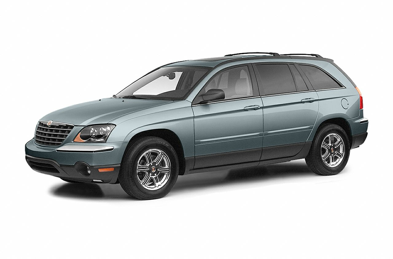 2006 Chrysler Pacifica Touring  WHEN IT COMES TO EXCELLENCE IN USED CAR SALESYOU KNOWYOURE A