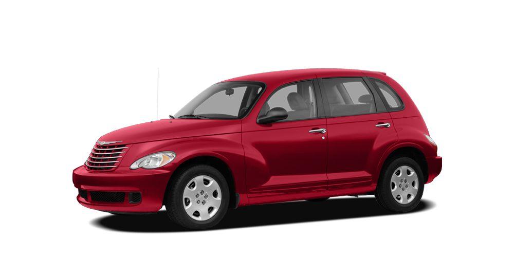 2006 Chrysler PT Cruiser GT Miles 54224Color Inferno Red Crystal Pearlcoat Stock 16C0061A VIN