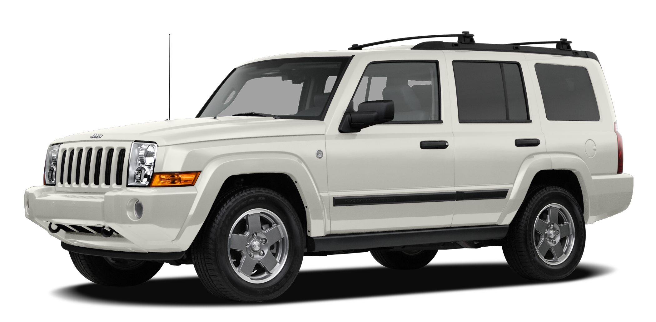 2010 Jeep Commander Limited Miles 53943Color Stone White Clearcoat Stock DTG0368C VIN 1J4RG5