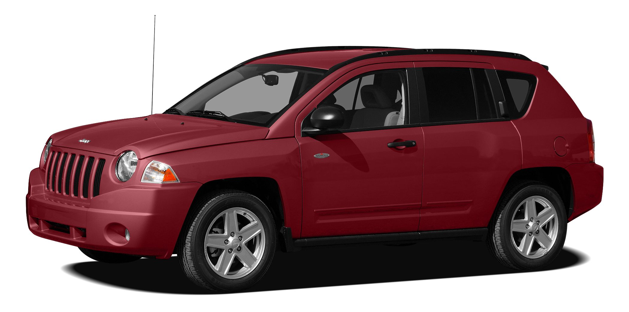 2010 Jeep Compass Sport ONLY 63801 Miles EPA 27 MPG Hwy23 MPG City Latitude trim Heated Seats