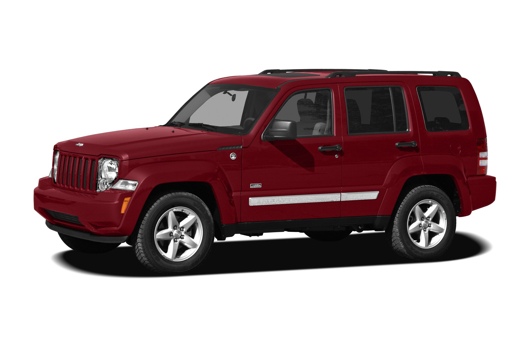2010 Jeep Liberty Limited Miles 102892Color Red Stock GL311410A VIN 1J4PN5GK4AW128061