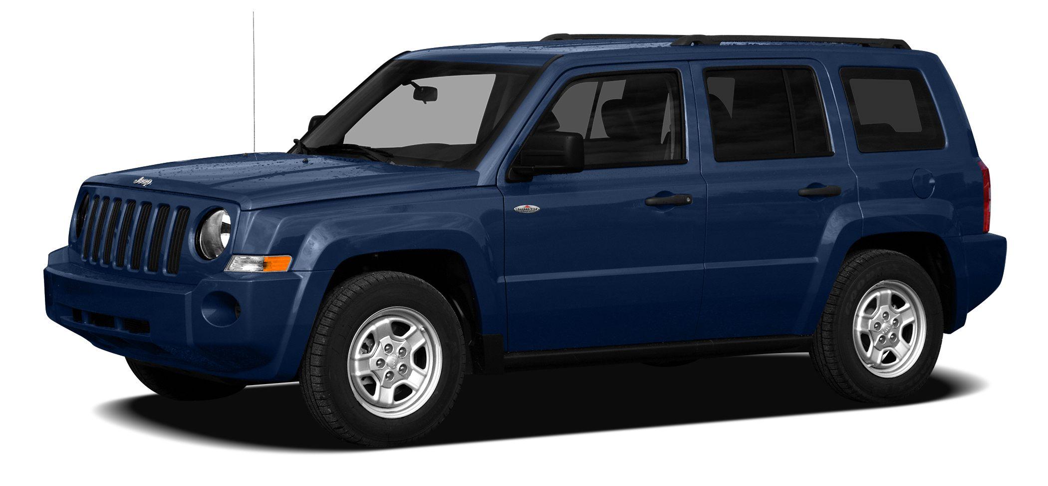 2010 Jeep Patriot Sport Miles 79598Color Blue Stock 16R403B VIN 1J4NT1GA8AD638437