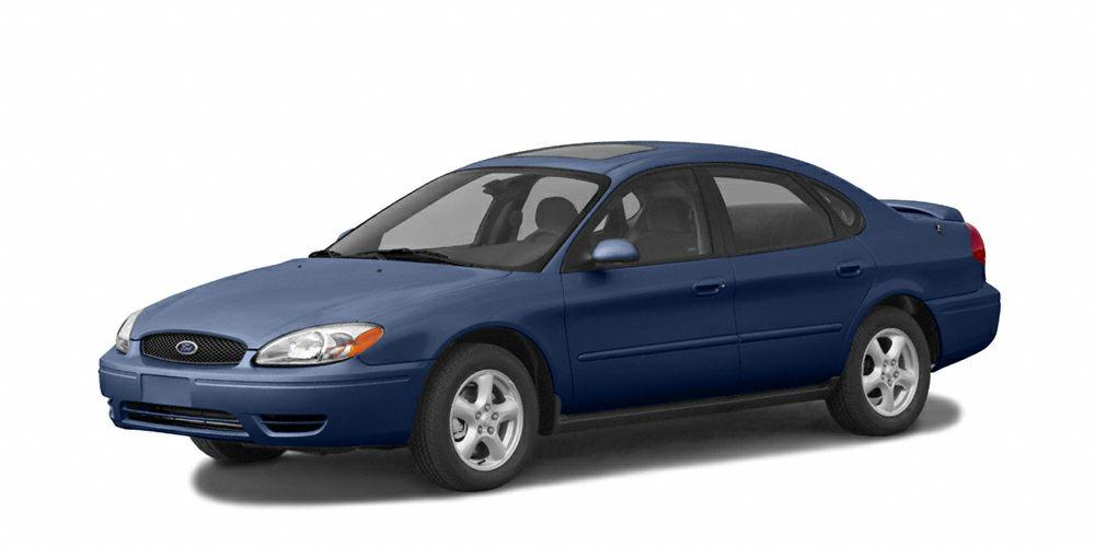 2004 Ford Taurus SE Miles 143005Color Blue Stock K8290B VIN 1FAFP53U84A110852