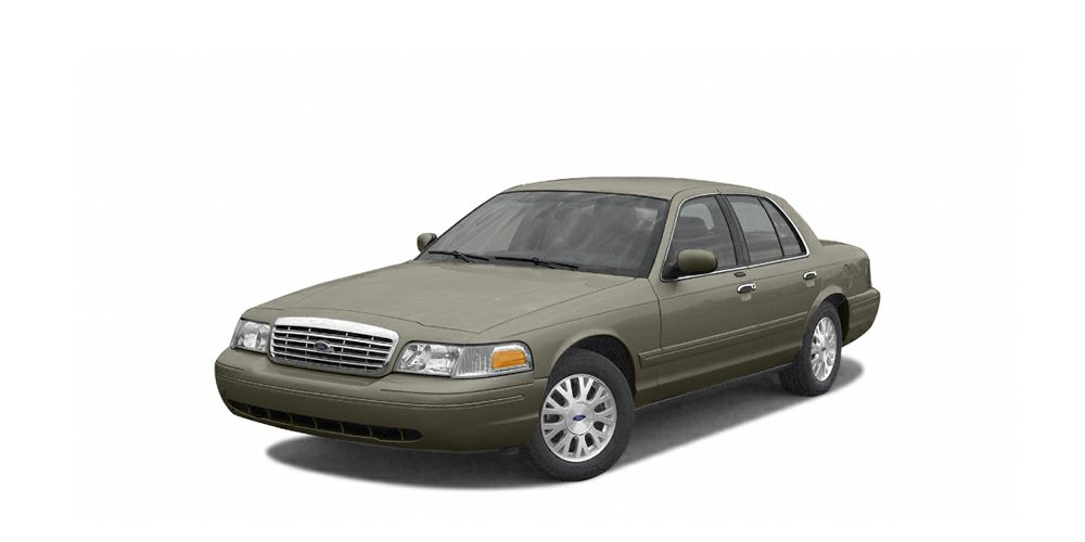 2004 Ford Crown Victoria LX 2004 Ford Crown Victoria LX in Tan vehicle highlights include Welcome