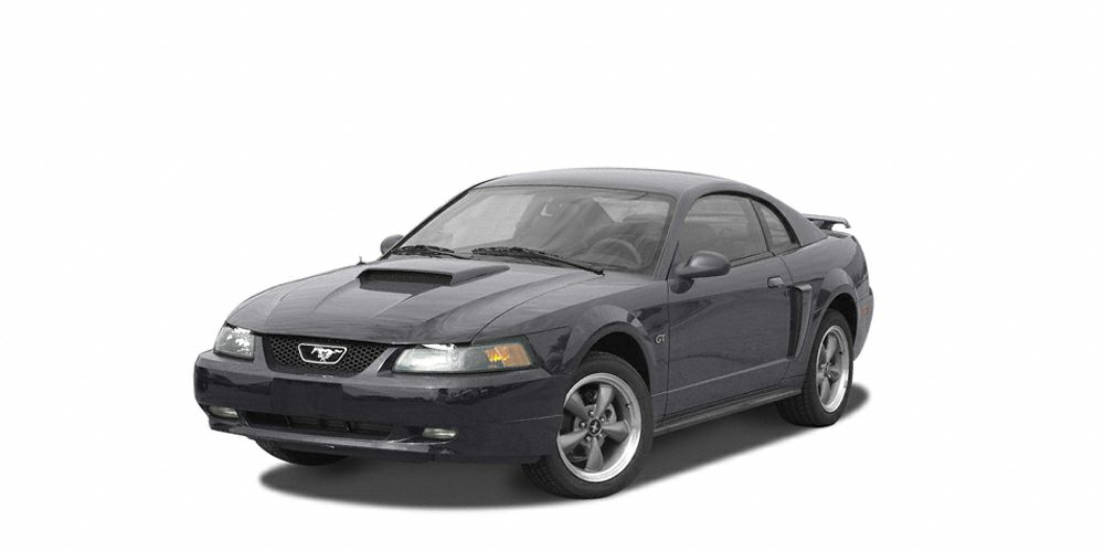 2004 Ford Mustang Deluxe Miles 148951Color Dark Shadow Gray Clearcoat Metallic Stock 7160683A