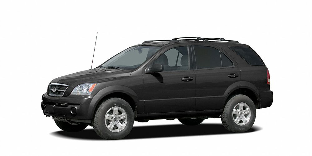 2006 Kia Sorento EX Snatch a steal on this 2006 Kia Sorento EX while we have it Comfortable yet e