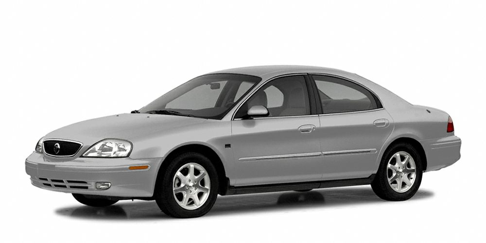 2003 Mercury Sable GS  WHEN ITCOMES TO EXCELLENCE IN USED CAR SALESYOU KNOW YOURE AT STAR AU